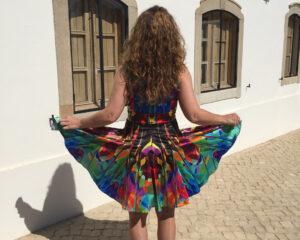 Een jurk voor mij zelf